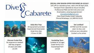 Cabarete diving